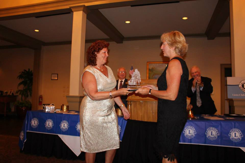 Lions Club of Savannah Installation & Awards Banquet 2015