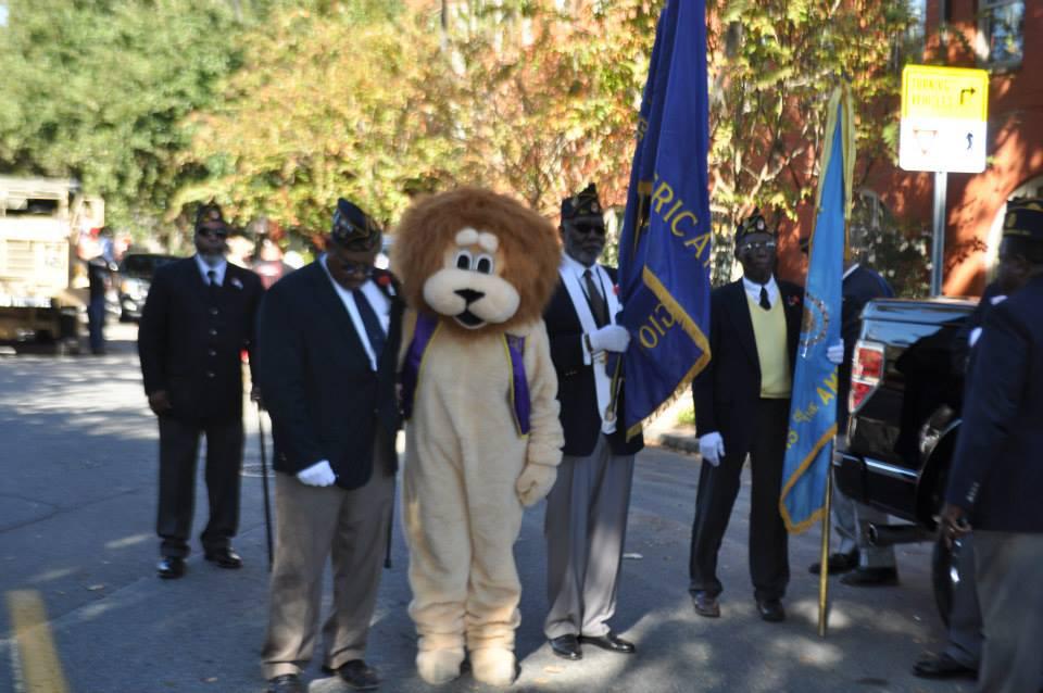Savannah Veteran's Day Parade 2015