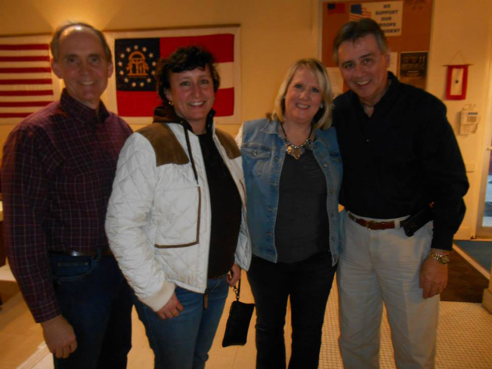 Lions Club of Savannah Low Country Party